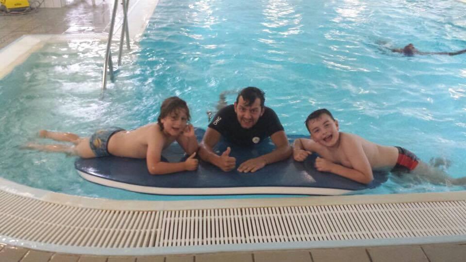 Schwimmen lernen und einer gehörigen Portion Humor und nachhaltigem Erfolg.